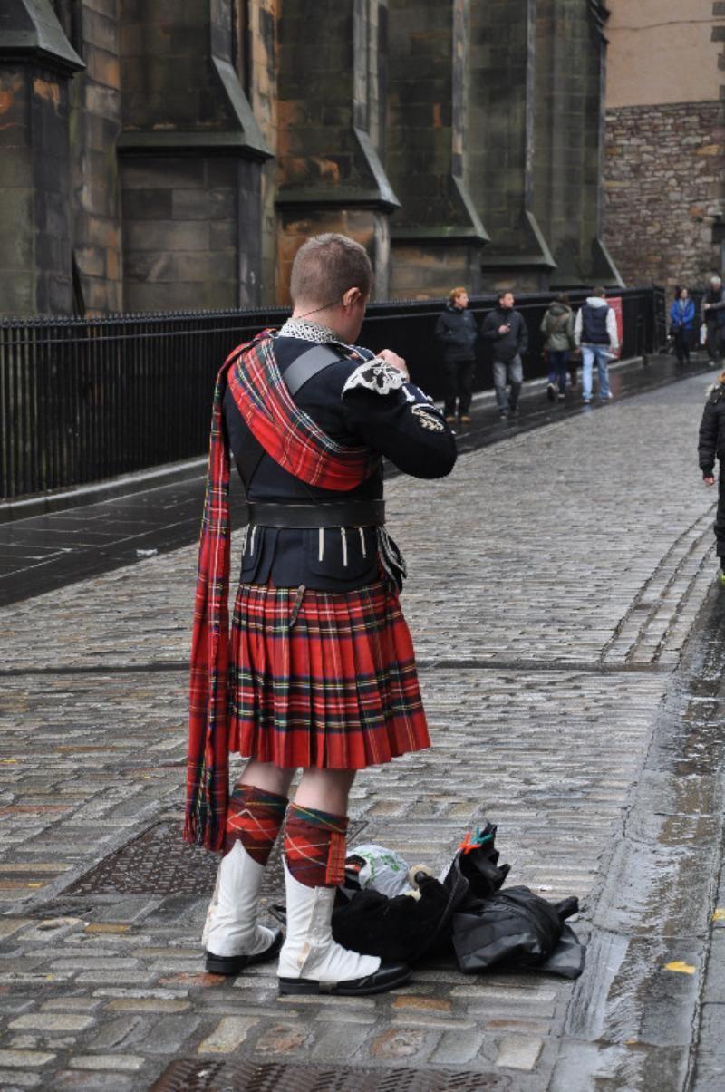 alle skotterne i skotland