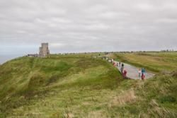 ILC verdenskongres i Irland 20.-28. august 2016  - Cliffs of Moher er en stor turistattraktion