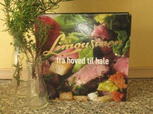 salg af TILBUD Limousinen fra hoved til hale - kogebog