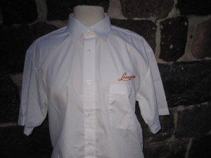 salg af Skjorte hvid m. korte ærmer
